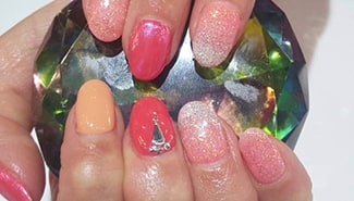 Nail Salon Las Vegas - Services - Natural Nails