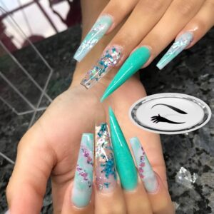 Nail Salon Las Vegas Best Nail Salon Las Vegas Nailed & Lashed Services