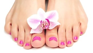 Nail Salon Las Vegas - Services - Specialty Pedicures