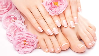 Nail Salon Las Vegas - Services - Standard Pedicures
